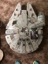 Millennium falcon 18 inches by 2 ft Albany, 12209