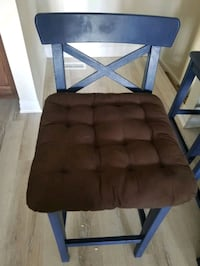 Brown cushions for Bar stools Mississauga, L5L 1R3