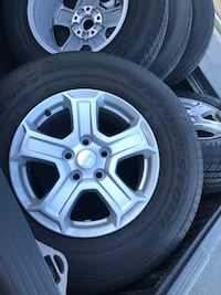 Jeep Tires and rims Hagerstown, 21740