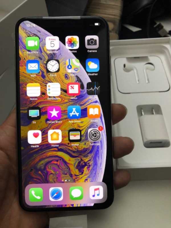 afb2844f iPhone XS Max 2512GB Alle farger. HomeElectronics OsloUsed ...