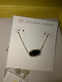 silver-colored necklace with pendant Sunnyvale, 94087