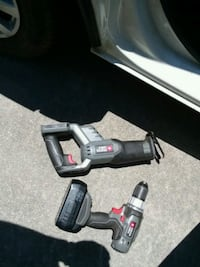 black and red power tool Warrenville, 29851