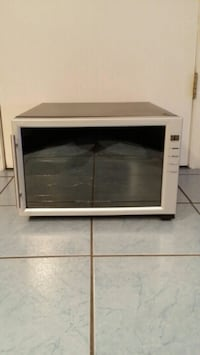 Frigidaire Silver 8 bottle wine cooler