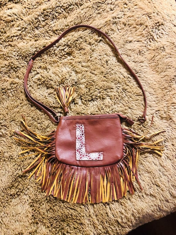 Lil Girls Fringed Purse by JUSTICE 0