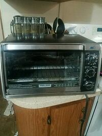 Black and DeckerToaster oven!  Manchester, 03104