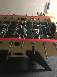 Harvard fuseball table Brick, 08724