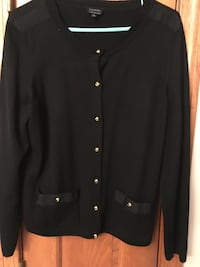 Women's cardigan sweater