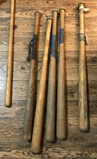 Extremely Vintage Bats!