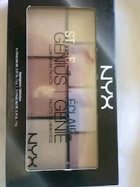 NYX-illuminating palette(highlighters) Vancouver, V6A 1G5