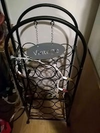 New vintage Wine rack Pickering, L1V 4Z2