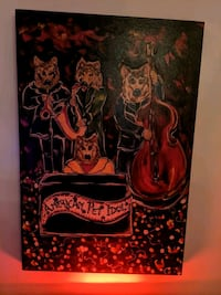 American Pet Idol Painting by Joann Bennett Lansdowne, 21227