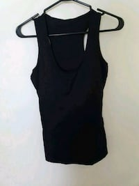 women's black sleeveless top Coquitlam, V3J 6J9