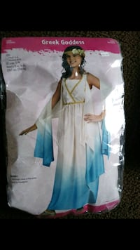 women's white and blue dress Sterling Heights, 48313