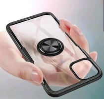 iPhone  11 Magnetic Ring Phone Case