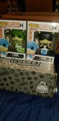 T-Bone exclusive funko pop set (FIRM PRICE) Toronto, M1L 2T3