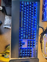 Corsair Gaming K70 LUX Mechanical Keyboard Backlit Blue LED Toronto, M5A 1Y6