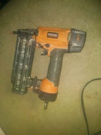 orange and black Ridgid cordless power drill Nampa, 83651