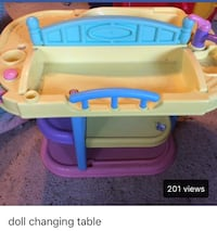 Big Baby Doll  Changing Table/Bath Morristown, 07960