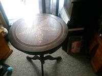 For sale real wood table.  North Saanich, V8L 5S6
