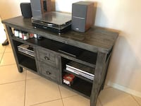 Grey Credenza / TV Stand Fort Myers, 33913