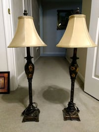 Lamp Set with shades Virginia Beach, 23464