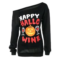 Halloween Novelty Print Pullovers Lakeland