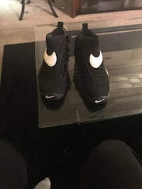 pair of black Nike basketball shoes Columbus, 43209