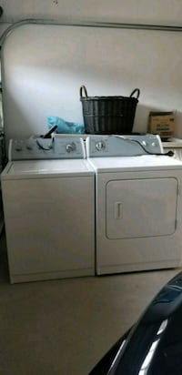 white washer and dryer set Vaughan, L4L 1A6