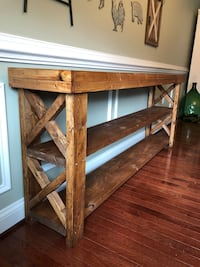 Sofa table- tv stand - buffet table - console table  Woodbridge, 22193