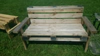 Pallet furniture  Jamestown, 38556