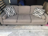 Modern Ashley Furniture Couch Burnaby, V5C 2S5