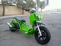 Scooter/Moped Maddog 49cc with Title Like New  Las Vegas, 89103
