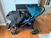 Baby Jogger City Select double stroller Barrie, L4M