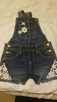 Size 6x girls over alls  Olympia, 98513