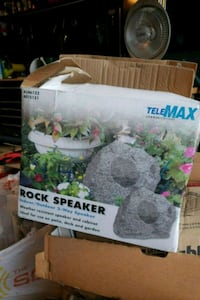 Set of two wired rock speakers Pickering, L1V 6W2