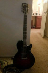 black and brown electric guitar Alexandria, 22304
