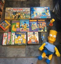 The Simpson collectables