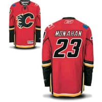 Flames jersey official game jersey brand new Calgary, T2N 1M6