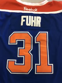 Oilers Fuhr Jersey - Authentic Mississauga, L5J 1J7