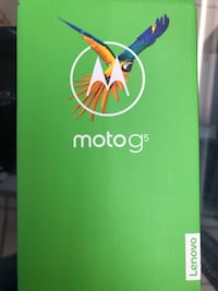 Motorola Moto G5, Brand new sealed, Luner Grey, 16 GB + 256 GB Toronto, M9V 2X6