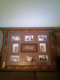 Family picture frame Sioux Falls, 57106