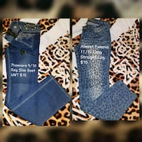 Jeans Size 10/11 Charles Town, 25414