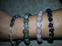 Hand Crafted Woven Bead Bracelets NEW! Sevierville, 37862