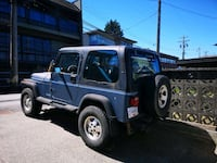 1991 Jeep YJ Maple Ridge, V2W