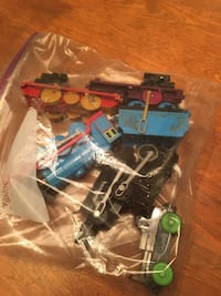 Bag of Thomas the trains missing parts