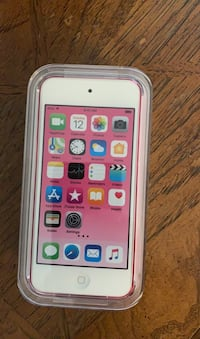 Apple iPod touch 7th Generation 32GB - Pink London, N6J