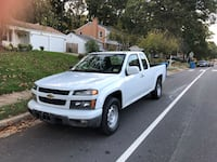 2011 Chevrolet Colorado Work Truck Extended Cab Fairfax