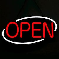 LED Open sign Vancouver, V6A 2Y9