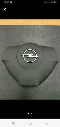 Opel air bag