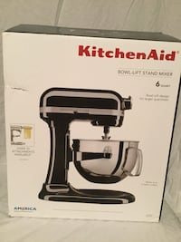 BRAND NEW, PROFESIONAL 600 SERIES 6 QUART BOWL LIFT STAND MiXER. Vaughan, L4L 3L6
